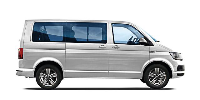 VW T6.1 Caravelle
