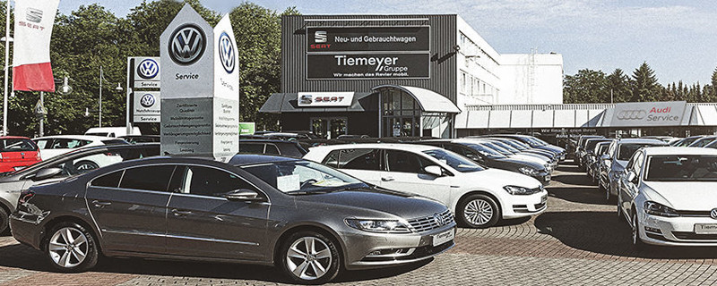 Tiemeyer Rent Standort Recklinghausen
