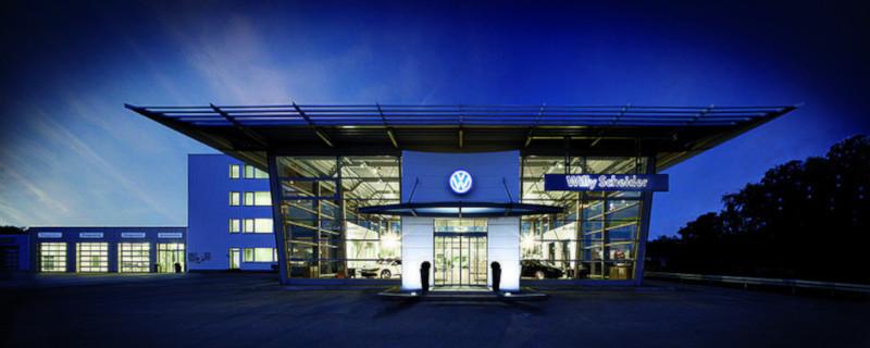 Tiemeyer Rent Standort Remscheid Volkswagen