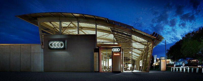 Tiemeyer Rent Standort Remscheid Audi
